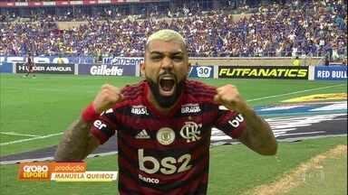 Como parar o Flamengo, o desafio dos times paulistas no Brasileirão - Como parar o Flamengo, o desafio dos times paulistas no Brasileirão