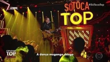 Lenine é o convidado Top da semana - Ele canta 'Jack Soul Brasileiro' em homenagem a Jackson do Pandeiro