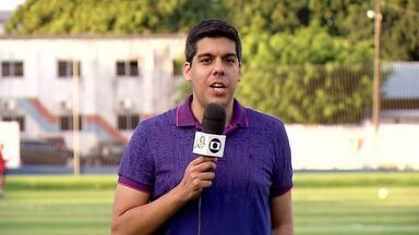 GE no Leão: confira as informações do Fortaleza direto do CT Alcides Santos, no Pici - Veja os detalhes com Lucas Catrib.