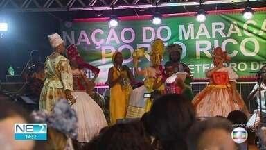 Noite do Dendê agita bairro do Pina em festa tradicional do candomblé - Evento acontece há 12 anos. Programação conta com a bênção de nações de maracatu.