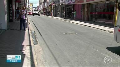Ruas de Caruaru serão interditadas no domingo (29) - Interdição é para serviço de melhoramento da Celpe.