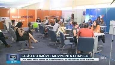 Chapecó recebe edição especial do Salão do Imóvel neste fim de semana - Chapecó recebe edição especial do Salão do Imóvel neste fim de semana