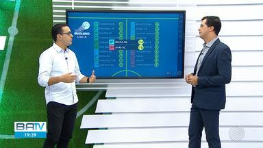 Bahia enfrenta o Avaí na segunda-feira, no estádio Ressacada, pelo Campeonato Brasileiro - Jogo acontece às 20h, em partida válida pelo Campeonato Brasileiro 2019.