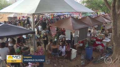 Domingo teve muita comida boa e música de qualidade na favela - Festival valoriza gastronomia das comunidades de BH.
