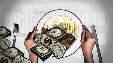 Prato feito x restaurante: O que é mais caro? - 'Se Joga' testa seus conhecimentos