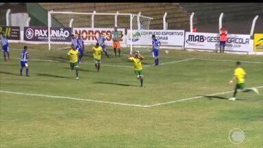 Picos garante classificação para as semifinais da Série B do estadual - Picos garante classificação para as semifinais da Série B do estadual