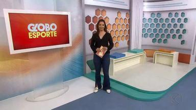 Confira a íntegra do Globo Esporte desta segunda-feira - Globo Esporte - Zona da Mata - 30/09/2019