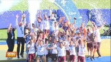 Ferroviária supera Corinthians nos pênaltis e conquista título brasileiro feminino - Ferroviária supera Corinthians nos pênaltis e conquista título brasileiro feminino