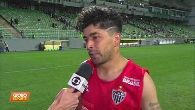 Luan faz gol depois de cinco meses, Atlético-MG vence o Ceará e quebra jejum de seis jogos - Luan faz gol depois de cinco meses, Atlético-MG vence o Ceará e quebra jejum de seis jogos