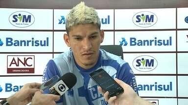 Caxias enfrenta o Grêmio pela Copa Seu Verardi - Equipes jogam às 15h, em Eldorado do Sul.