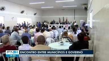 Evento busca aproximação de municípios do Oeste Paulista com o Governo Federal - Reunião aconteceu em Presidente Venceslau.