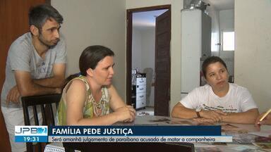 Paraibano que mora em Brasília vai ser julgado por matar ex-companheira - O casal morava no município de Cubati, mas depois se mudou para Brasília.