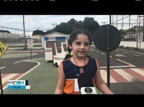 Transitolândia ajuda na formação de crianças conscientes - Em Governador Valadares, projeto funciona há quase dois anos.