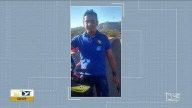 Polícia já tem pistas de assassino de mototaxista em Balsas - Segundo informações da polícia, o mototaxista teve todo o seu corpo esfaqueado e completamente queimado.