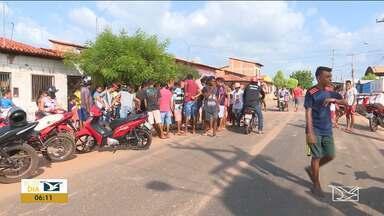 Homem é executado a tiros no Maranhão - Vítima que foi executada a tiros no meio da tarde de segunda-feira (30) em um bairro de Santa Inês já tinha passagem pela polícia.