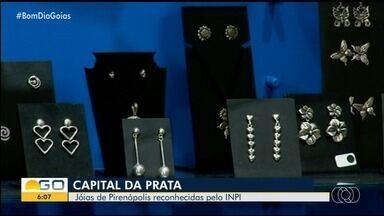 Pirenópolis ganha título de Capital da Prata - Reconhecimento deixou artesãos e joalheiros orgulhosos e otimistas com produção e venda de joias.