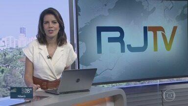 RJ1 - Edição de quarta-feira, 02/09/2019 - O telejornal, apresentado por Mariana Gross, exibe as principais notícias do Rio, com prestação de serviço e previsão do tempo.