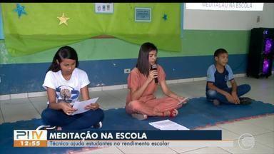 Técnica de meditação ajuda estudantes em rendimento escolar - Técnica de meditação ajuda estudantes em rendimento escolar