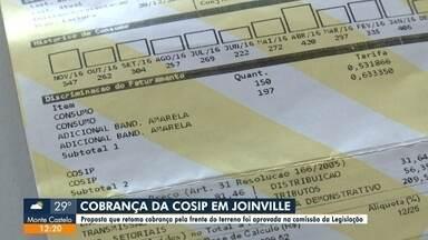 Jefferson Saavedra: reviravolta na cobrança da Cosip em Joinville - Jefferson Saavedra: reviravolta na cobrança da Cosip em Joinville