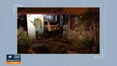 Motorista que invadiu casa e matou idosos paga fiança em Xanxerê - Motorista que invadiu casa e matou idosos paga fiança em Xanxerê
