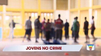 Número de adolescentes encaminhados pela Justiça à Fundação Casa aumenta a região - Entre os crimes mais cometidos estão homicídio e tráfico de drogas.