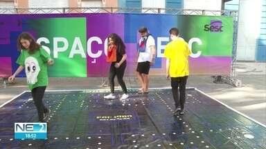Festival Rec'n'Play atrai grande público com palestras, oficinas e diversão no Recife - Evento teve início nesta quarta-feira (2), no Centro da cidade