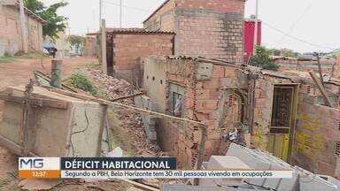 Belo Horizonte tem 30 mil pessoas vivendo em ocupações - Moradores convivem com a falta de infraestrutura e acesso a serviços básicos.