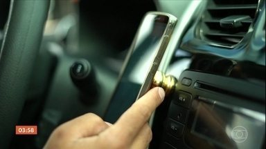 Motoristas de aplicativo vivem com medo em São Paulo - Só no último mês, seis motoristas foram mortos enquanto trabalhavam.