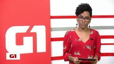 G1 no BDDF: Senado Federal autoriza concurso com 40 vagas e salários de até R$ 32 mil - Veja outros destaques: Seguro DPVAT lança aplicativo que bloqueia celular do motorista. General Villas Bôas internado em hospital de Brasília.
