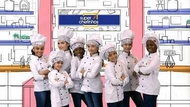 Confira a vinheta do 'Super Chefinhos 2019' - Oito artistas mirins vão disputar o reality culinário