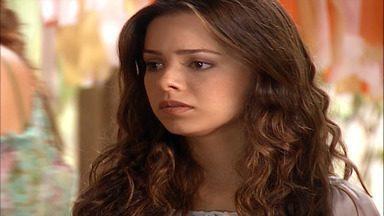 Capítulo de 22/03/2001 - Sukhi é internada e Santiago desaparece. Su-Sukham se revolta ao saber que a filha foi operada. Tony decide levar Cristal para morar com ele.