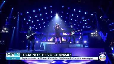 Montes-clarense foi finalista no The Voice Brasil - undefined
