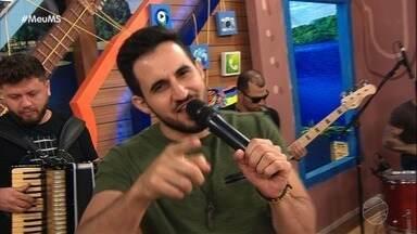 """""""Rodando bocas"""" é sucesso de Vitor e Cadu e tá no palco do Meu MS! - """"Rodando bocas"""" é sucesso de Vitor e Cadu e tá no palco do Meu MS!"""