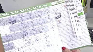 Cidades do Alto Tietê reforçam vacinação contra o sarampo - O público-alvo da campanha são crianças que ainda não foram imunizadas.
