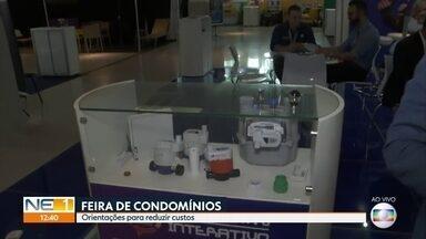 Feira de condomínios oferece dicas sobre regras e soluções no Recife - Evento é realizado no Shopping RioMar.