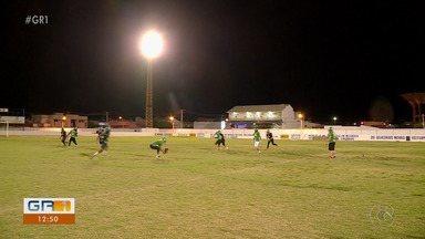 Carrancas se prepara para confronto contra São Luiz Sharks - A partida acontece às 17h