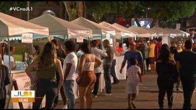 Belém recebe Cidade Criativa de circuito gastronômico - O evento é realizado até este sábado, 5.