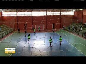 Estudantes disputam final dos Jogos Estudantis em Caratinga - Competição começou no mês de agosto.