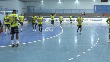Sabadão de decisão importante para o Cascavel Futsal - O time decide vaga entre os oito melhores times do país pela Liga.