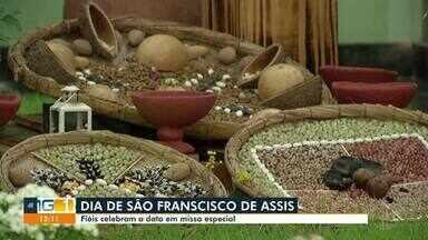 Dia de São Francisco de Assis é comemorado pela igreja católica - Santo é considerado protetor dos animais.