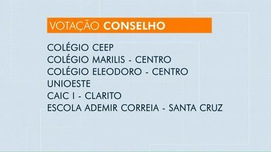 Neste domingo tem eleições para escolher os conselheiros tutelares - Em Cascavel são 99 candidatos para 15 vagas.