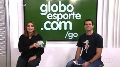 Assista um resumo do que foi destaque no Esquenta.com desta semana - Karina Azevedo e Guilherme Gonçalves discutiram as razões para o Goiás ter a melhor campanha do returno