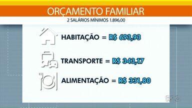 Brasileiro está gastando mais para se locomover do que pra se alimentar - É o que indica uma pesquisa do IBGE.