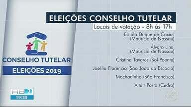 Novos conselheiros tutelares serão escolhidos neste domingo (6) - Caruaru tem 67 candidatos