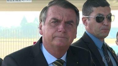 Bolsonaro é notificado pelo Supremo por sugerir que ONGs tenham ligação com queimadas - O ministro do Supremo Tribunal Federal, Alexandre de Moraes, pediu explicações ao presidente Jair Bolsonaro.