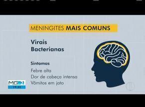 Veja como é transmitida a meningite - Meningite atinge principalmente as crianças e pode ser fatal.