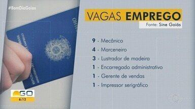 Veja vagas de empregos disponíveis para Goiânia - Confira como candidatar-se.
