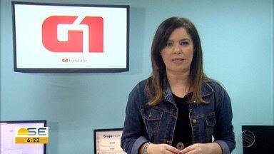 Confira os destaques do G1 Sergipe com Joelma Gonçalves - Confira os destaques do G1 Sergipe com Joelma Gonçalves.