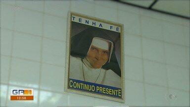 Irmã Dulce inspirou médicos a realizar o tratamento humanizado - Ela tornará a primeira santa nascida no Brasil. Confira a primeira reportagem da série que vai abordar a história da freira baiana.