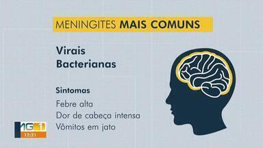 Especialistas explicam diferenças sobre os tipos de meningite - Doença contagiosa é mais comum nas crianças.